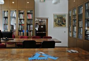 Biblioteka FLU Branko R web